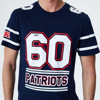 New England Patriots Team Etablished Tee, navy