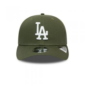 Los Angeles Dodgers Stretch Snap 9FIFTY Cap - Grün