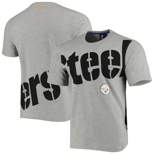 Pittsburgh Steelers Oversized Graphic T-Shirt - Mens