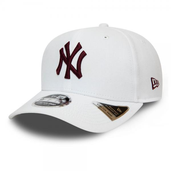 New Era League Essential 9Fifty Stretch Snap New York Yankees Cap