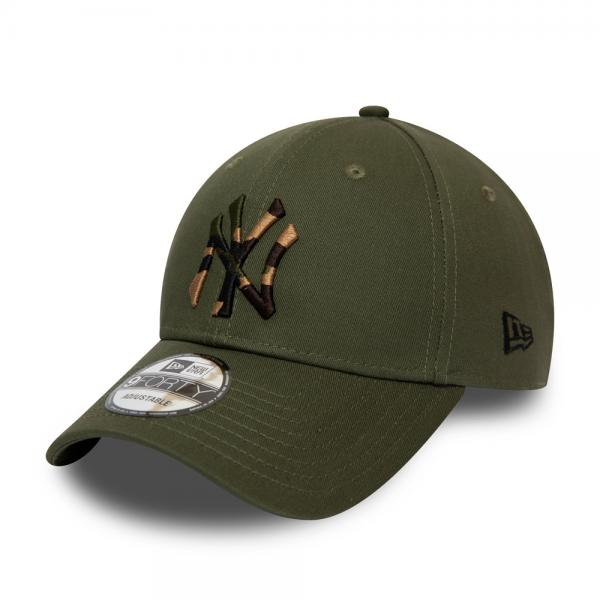 New Era Cap Camo Infill 9Forty Adjustable New York Yankees